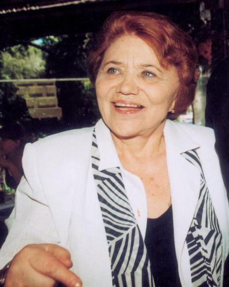 Marina Popovich Lavrentevna