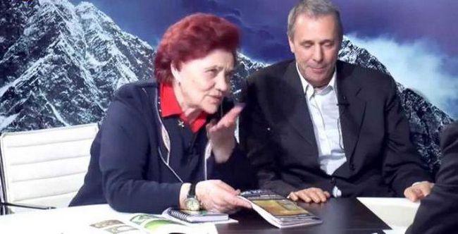 Marina Popovich NLO