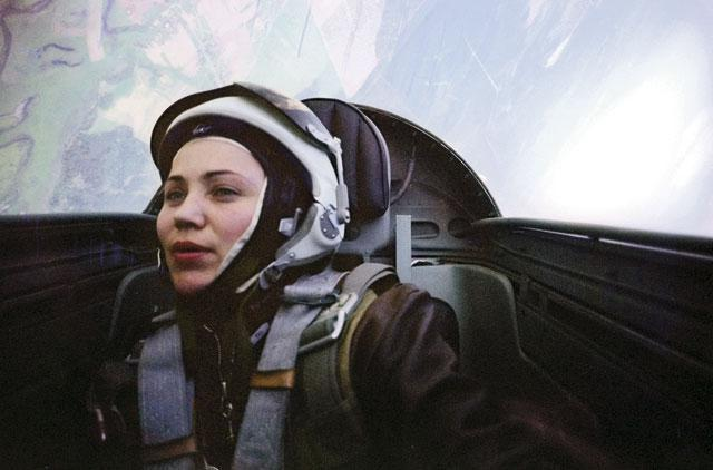 pilot marina Popovich Test
