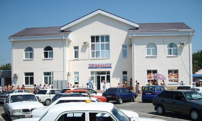 Udaljenost između Krasnodar i Anapa