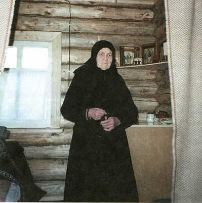 Majka sipora: život i proročanstva. Samostan majka sipora u očnjaka