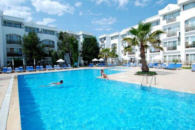 Maya Golf Hotel hv 2 (Turska, bočni): fotografije i recenzije