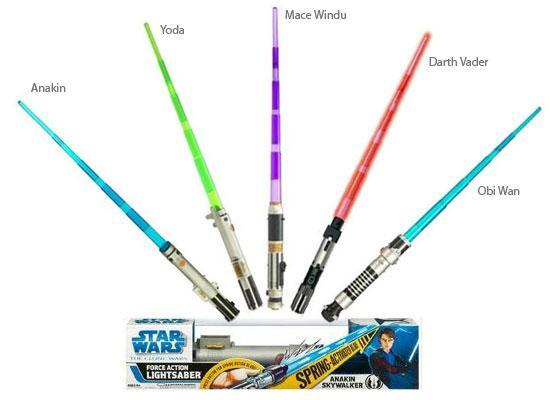 Swords Star Wars