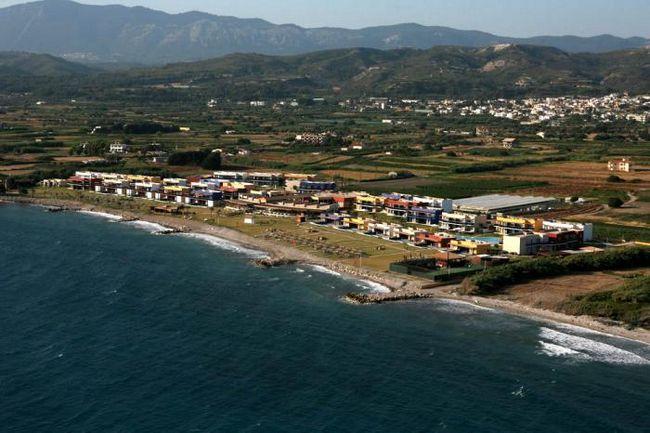 Medblue Gennadi 4 *: recenzije. Odmor u Grčkoj