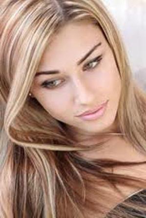 Мелирование волос на темно-русые волосы. Русое мелирование на темные волосы