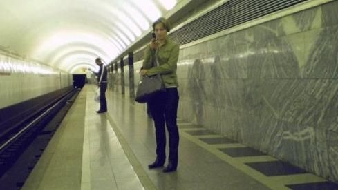 peter metro Chernyshevskaya