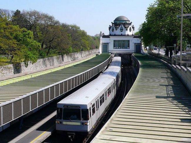 Metro vene: shema za aktivne putnike i one koji traže mirniji odmor