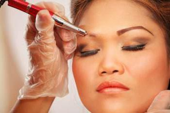 Mikropigmentirovanie obrva - posebno postupci