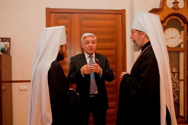Metropolitan Anastasije Kazanj u penziju