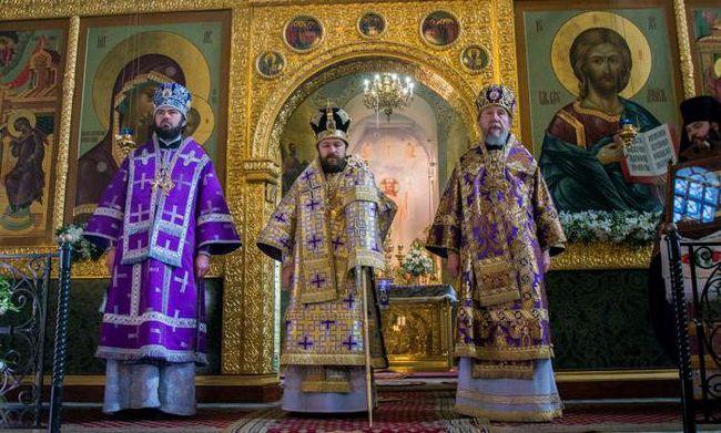 Metropolitan Anastasije Kazan