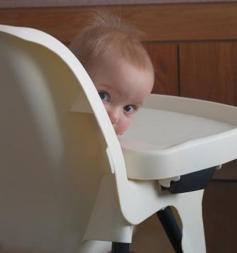 стульчик для кормления william