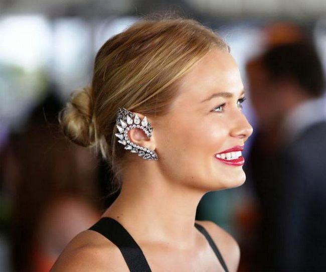 Модные серьги на все ухо: особенности, история, правила выбора