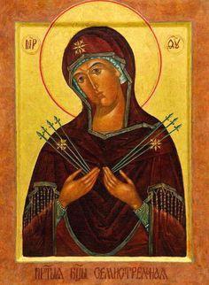 Molitva Bogu Semistrelnaya usamljenost majke