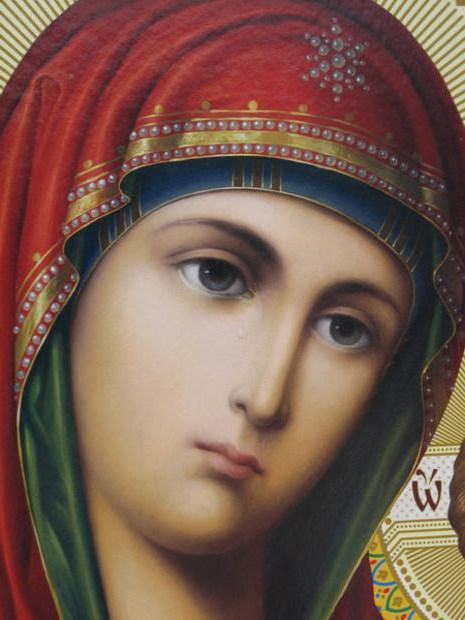 Gospa od Kazanj molitve je najjači