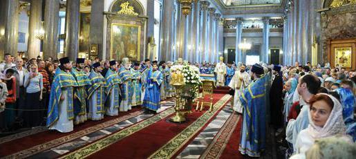 molitvu pred ikonu Gospe od Kazanj