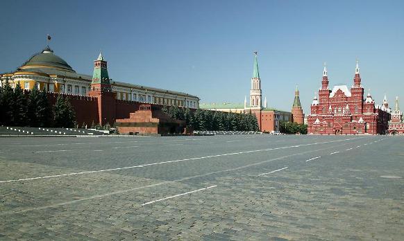 Московский кремль и красная площадь - главные достопримечательности москвы
