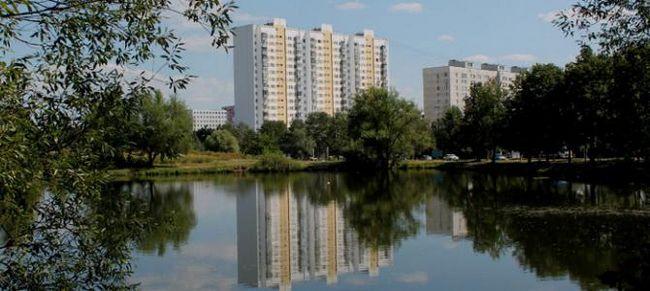 Мосрентген - поселок. Москва, поселок завода