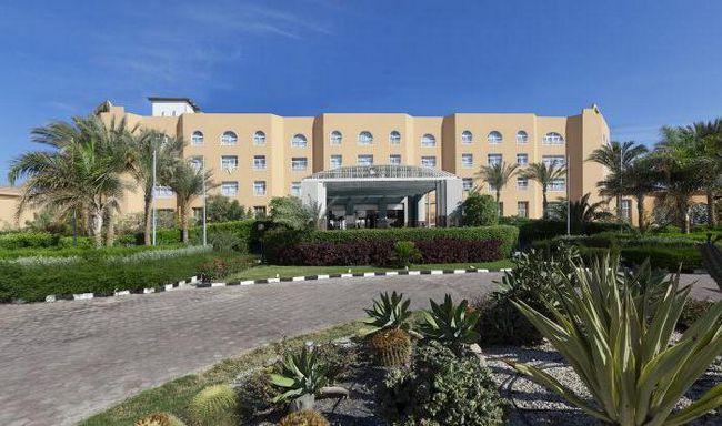 4 zvezdic hoteli v Hurgadi