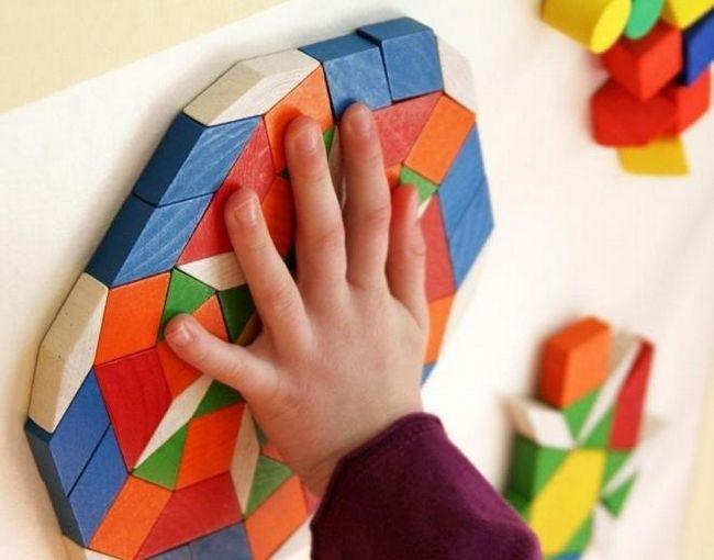 Mozaik za djecu slike