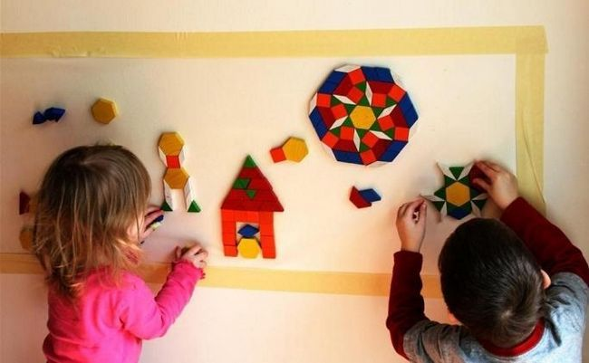 Papir Mozaik za djecu