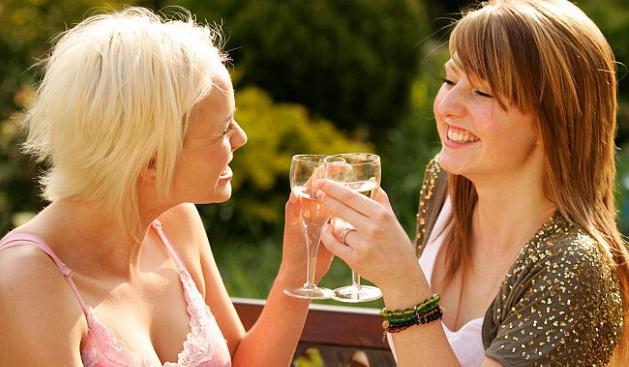 vjenčanje čaše