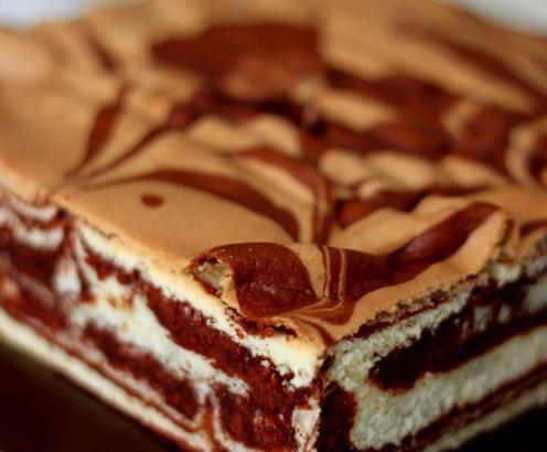 mramora torta fotografija
