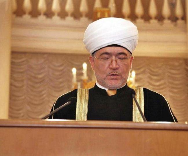 муфтии россии