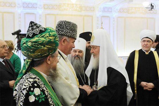 Muftija Sheikh Ravil Gainutdin