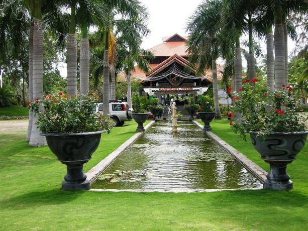 Muine de st 4 * (Vijetnam / Phan Thiet): recenzije i fotografije, opis hotela