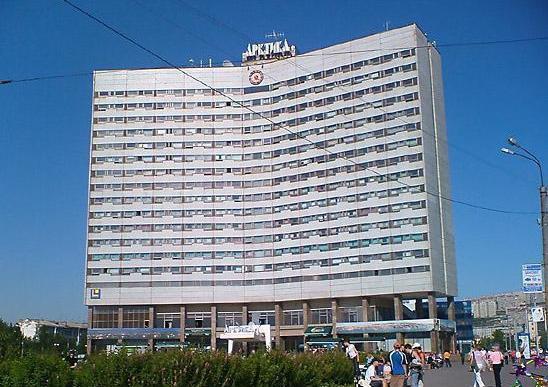 Murmansk hotela: mišljenja, cijene i fotografije