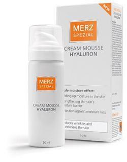 "Mousse-vrhnje ""Merz"" s hijaluronske kiseline: recenzije"