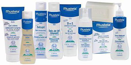 """""""Muster"""" - krema za djecu i njihove majke iz Francuske"""