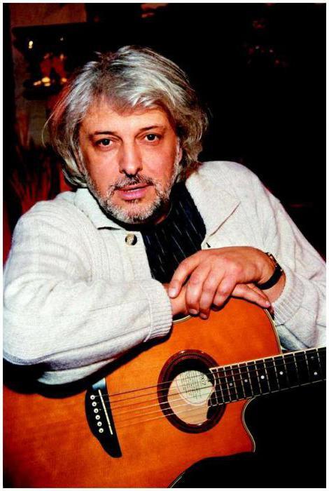 Muzičar Vyacheslav Dobrynin: biografija, karijera