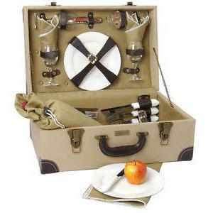 Setovi za piknik: elegantan, kompaktan, praktičan