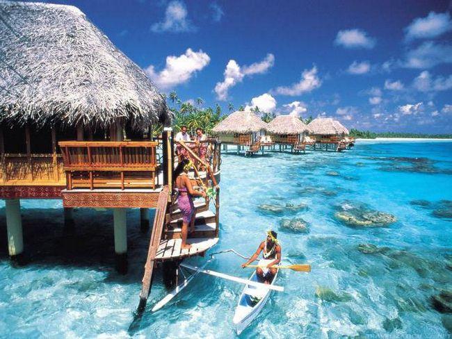 Наилучшие курорты мира: фото, рейтинг. Лучшие горнолыжные курорты мира