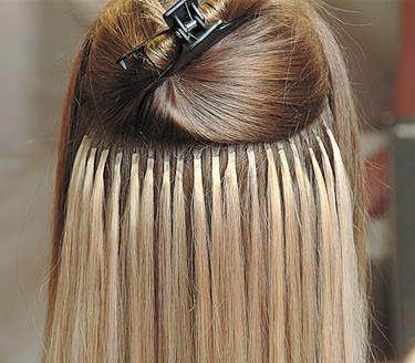 Наращивание волос. Холодное наращивание: отзывы, фото