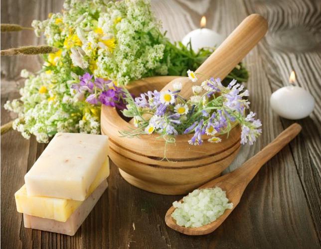 Prirodna kozmetika s biljem: tajne prirode za zdravlje i ljepotu