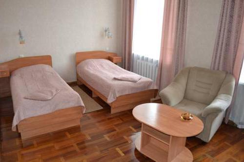 Jeftini hoteli u Voronjež. Hotel