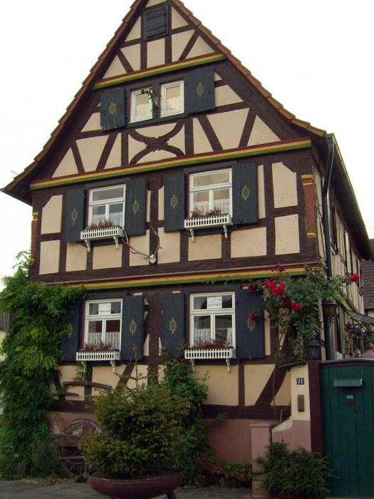 Solid German House