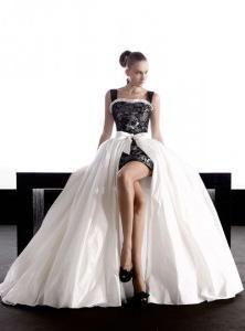 Необычные свадебные платья. Самые необычные свадебные платья
