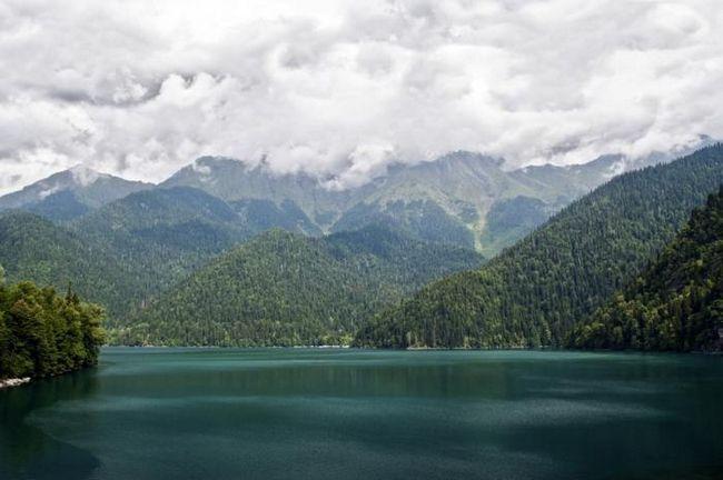 Odmor u Abhaziji recenzije turiste