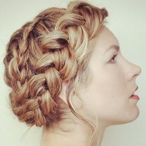 Несколько советов мамам девочек о том, как из волос плести