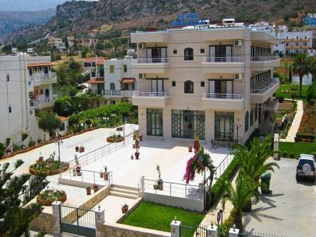 Niko Elen 3 * (Kreta, Grčka): opis i recenzije