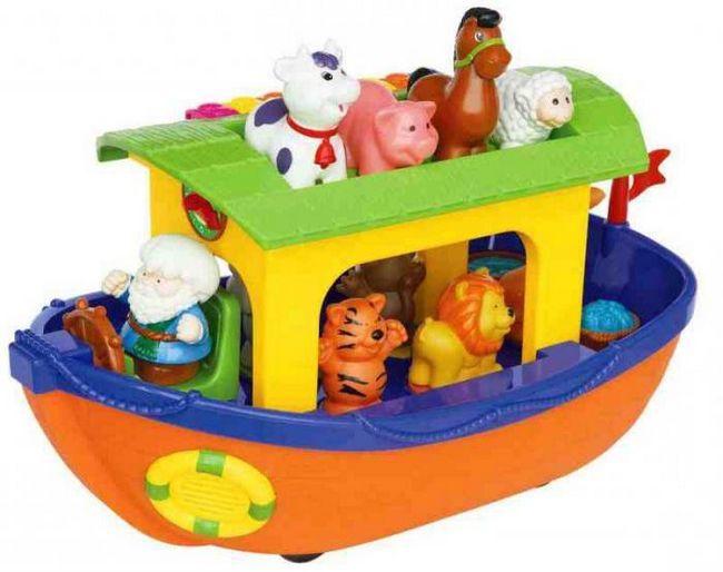Noina arka igračka