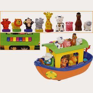 razvoju igračka Noina arka