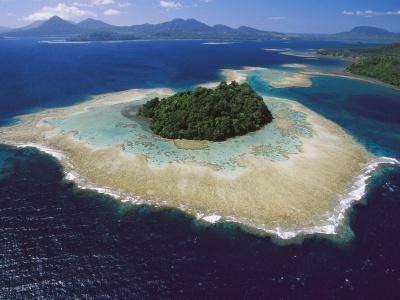 острова новой гвинеи