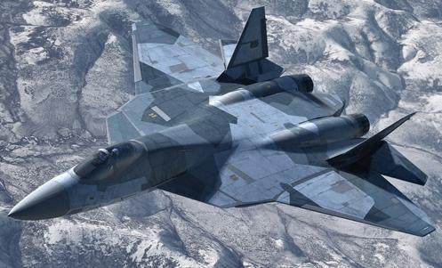Novi ruski vojni avioni