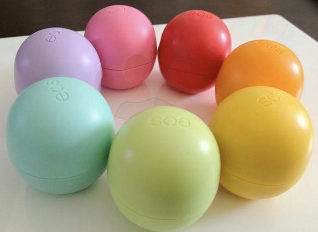 Novi objekt u kozmetici iz EOS tvrtke - balzam za usne