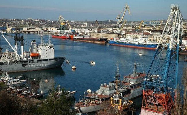 Sevastopolj Krasnodar trajekt troškovi
