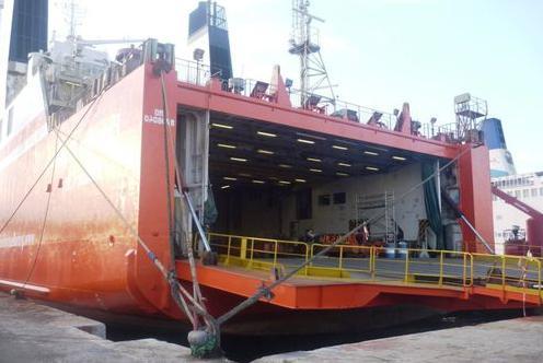 Cargo trajekt Sevastopolj Krasnodar